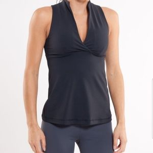Lululemon black whisper tank